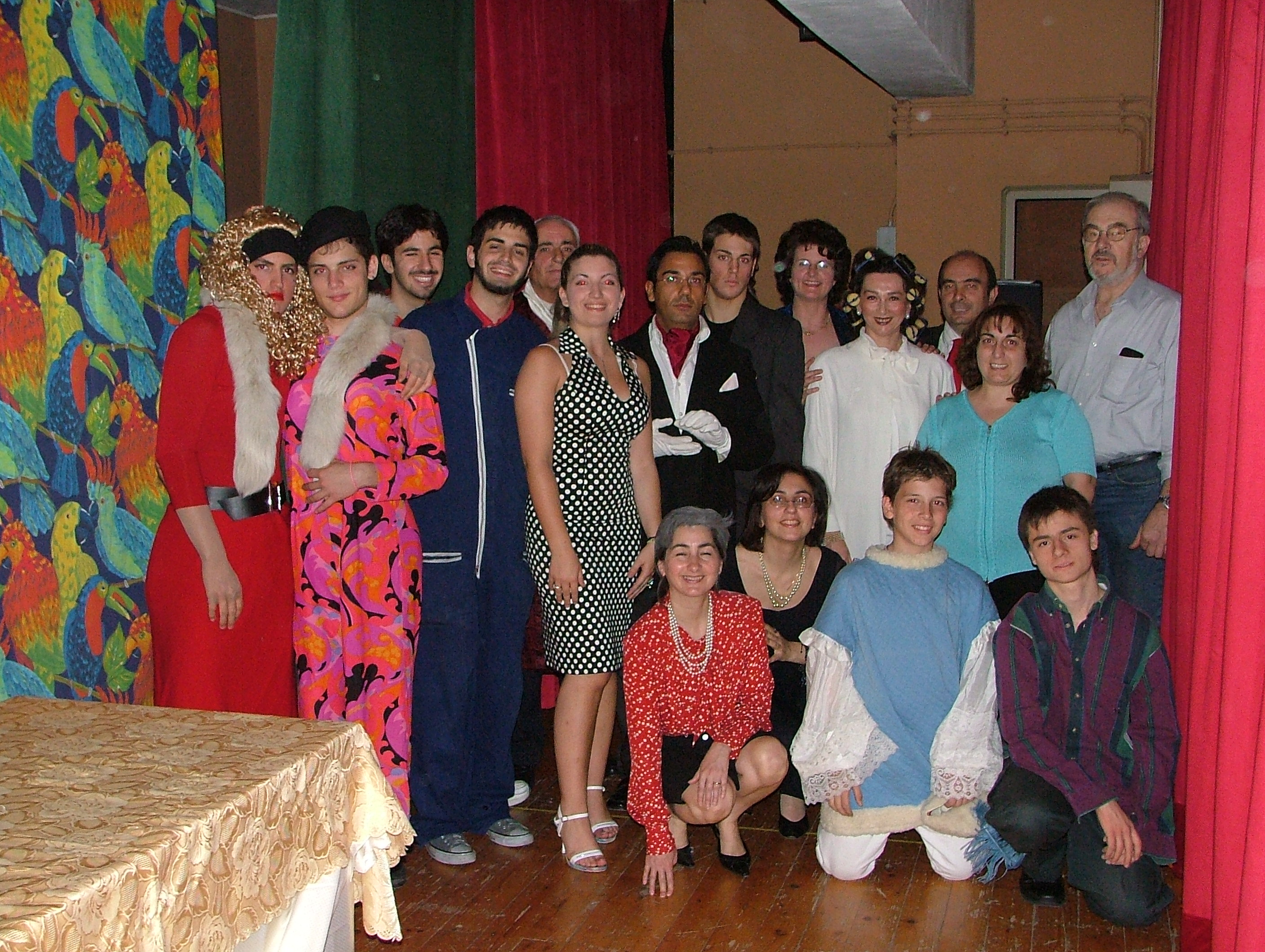 2)The Cast_Cinders2005
