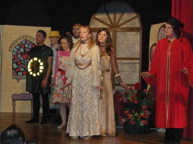 Pantomime Bareggio 084
